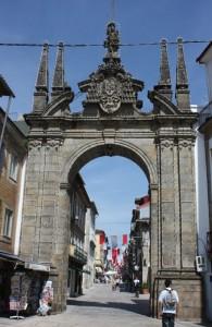 Arco da Porta Nova. Braga