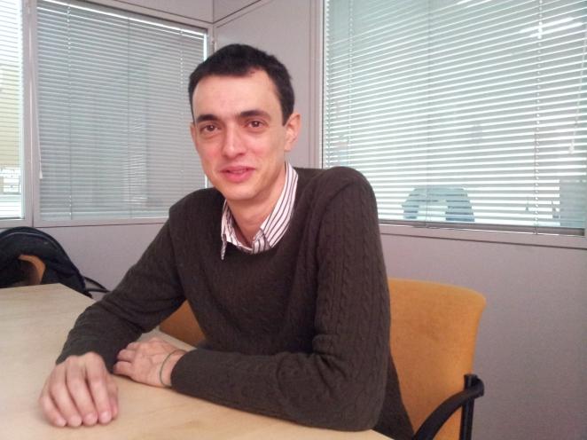 Juan Freire tras la Conversa.