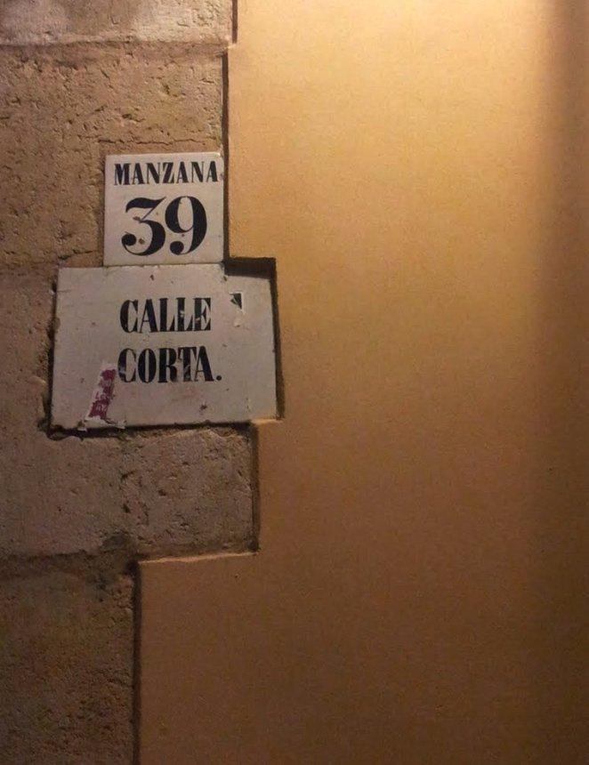 Calle Corta. León