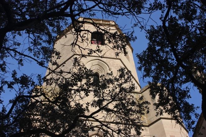 Torre de la catedral. Huesca. LeleSorribas2013