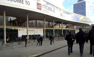 Bienvenidos al Mobile World Congress. 2014. LeleSorribas